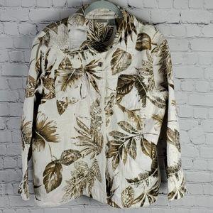 Chico's Jacket Size 1, medium